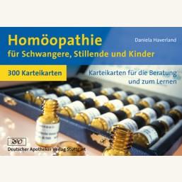 Homöopathie für Schwangere, Stillende und Kinder (Karteikarten)