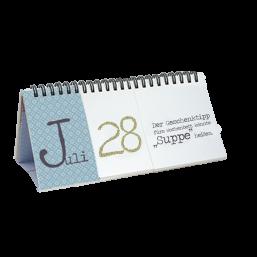 Immerwährender Tischkalender