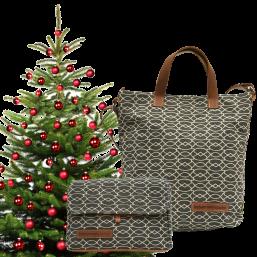 """Weihnachts-Duo """"Ada"""" in Anthrazit"""
