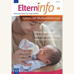 Füttern mit Muttermilchersatz
